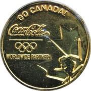 Token - Coca-Cola (Go Canada!) – obverse