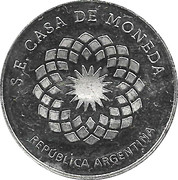 Token- Casa de Moneda – reverse