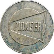 Car Wash Token - Pioneer – reverse