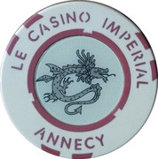 2.5 Euro - Casino Imperial (Annecy) – obverse
