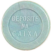 Token - PAN 634 (round, letter height 4.5 mm) – reverse