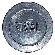 Token - RIVAL (round) – obverse