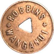 Milk Token - Robbins Wanganui (1 Pint) – reverse