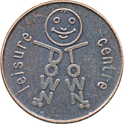 Token - Leisure centre Down Town – obverse