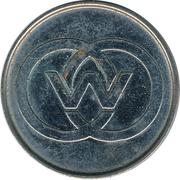 Car Wash Token - Wilcomatic – obverse