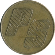 2 Pence - PS – obverse