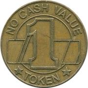 1 Token - Cirsa – reverse