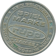 Play Token - Rupp Games – obverse