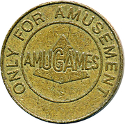 Amusement Token - Amugames – obverse