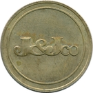 Token - J&J co – reverse