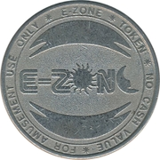 Amusement Token - E-Zone – reverse
