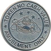 Amusement Token - Genie Funland – reverse