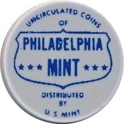 Token - Philadelphia Mint – reverse