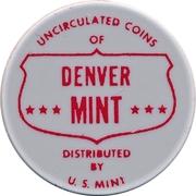 Token - Denver Mint – obverse