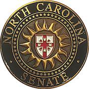 Token - North Carolina Senate – obverse