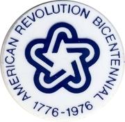 Token - American Revolution Bicentennial – obverse
