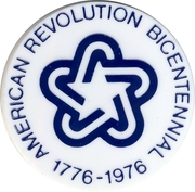 Token - American Revolution Bicentennial – reverse
