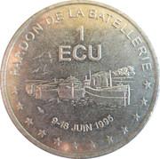 1 ECU - Conflans-Sainte-Honorine – reverse