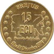 1,5 ECU - Fréjus – reverse