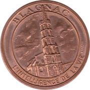 1,5 ECU - Blagnac – obverse