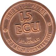 1,5 ECU - Blagnac – reverse