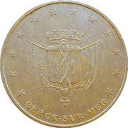 450 Euro de Berck-sur-Mer 62 – reverse