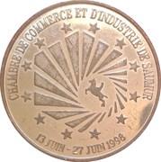 2 Euro (Saumur) – obverse