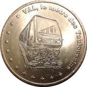 2 Euro (Toulouse) – obverse