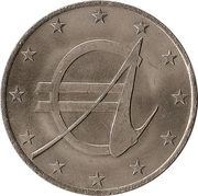 2 euros d'Angers [49] – obverse