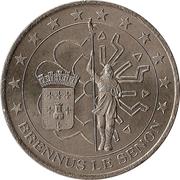 2 euros de Sens [89] -  obverse