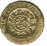 3 euro chalon sur saone tokens numista - Chambre du commerce chalon sur saone ...