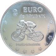 2 Euro (Roubaix) – reverse