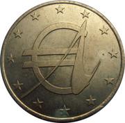 1 Euro (Angers) – obverse