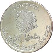 50 Cents (La Cote-Saint-André) – reverse