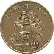 1 Euro (Plaisir) – reverse