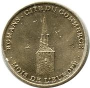 1 Euro (Romans) – obverse