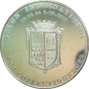 1 Euro (Roubaix) – obverse