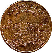 1 Euro (Sallanches) – obverse