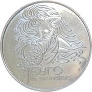 1 Euro (Saumur) – reverse