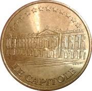 1 Euro - Toulouse – obverse