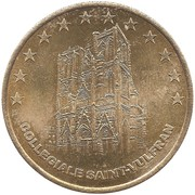 1 euro d'Abbeville [80] – obverse