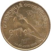1 euro d'Abbeville [80] – reverse