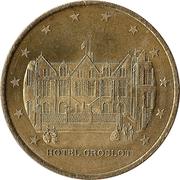 1 euro d'Orléans [45] – obverse
