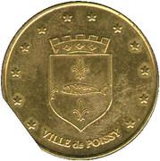 1 Euro De Poissy – reverse