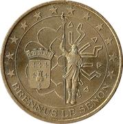 1 euro de Sens [89] – obverse