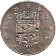 2 Euro (Meudon) – obverse