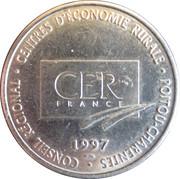 1 Euro (Poitou-Charentes) – obverse