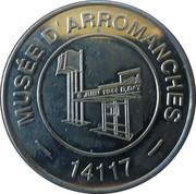 1 Euro D'Arromanches [14] – obverse
