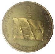 1 euro de Domont (95) – reverse