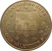 1 Euro - Sorgues – obverse